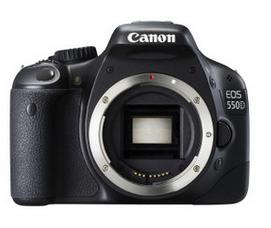 二手佳能550D相机回收价格查询及估价