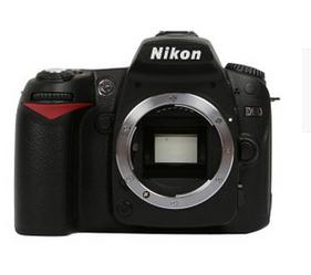 二手尼康D90(单机头)相机回收价格查询及估价