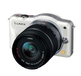 二手松下GF3套机(14-42mm)相机回收价格查询及估价