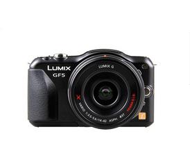 二手松下GF5套机(14mm)相机回收价格查询及估价